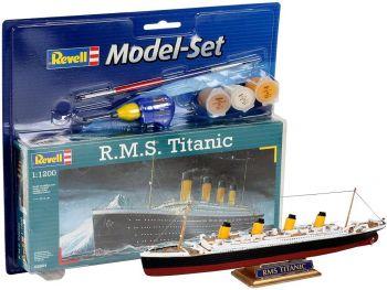 Revell Model Set R.M.S. Titanic 65804