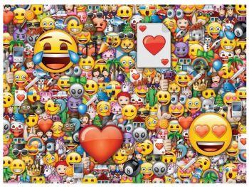 Sestavljanka Emoji 300 delna