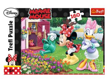 Sestavljanka Mini miška vrtnari 160 delna