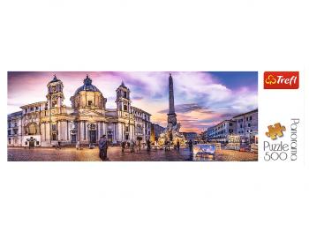 Sestavljanka Piazza Navona Rim 500 delna