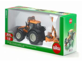 Siku Valtra traktor z nakladalno roko 3659
