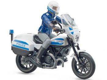 Bruder policist z motorjem 62731