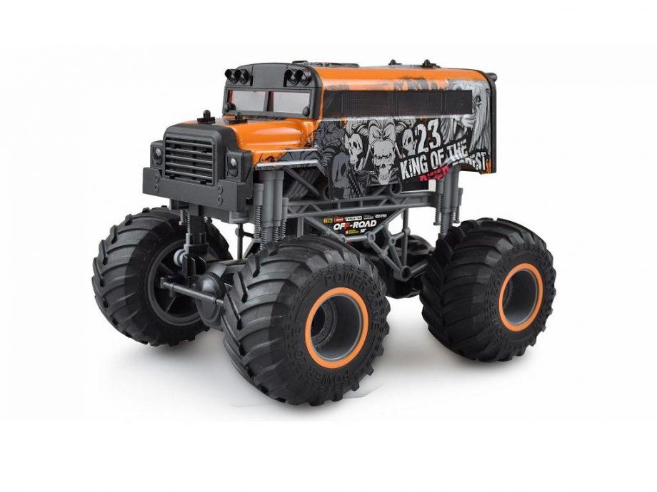 Big Wheel KING 1:16 orange 2.4GHz