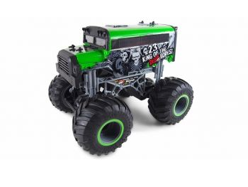 Big Wheel KING 1:16 green 2.4GHz