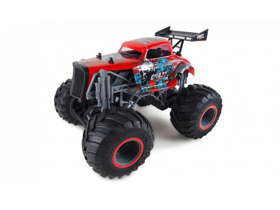 Big Wheel Skeleton 1:16 red 2.4GHz