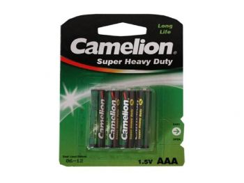 Baterije CAMELION AAA 1.5V (4kom)