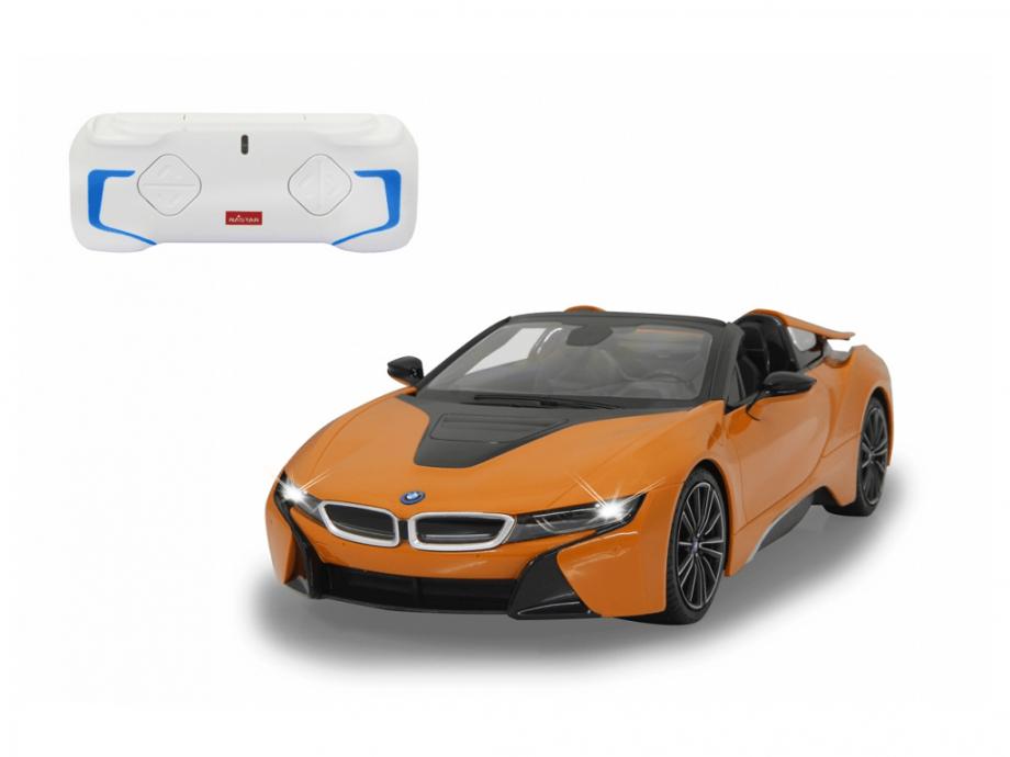 BMW I8 Roadster 1:12 orange 2.4GHz