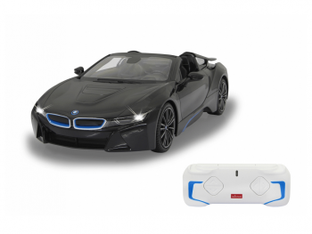 BMW I8 Roadster 1:12 črn 2.4GHz
