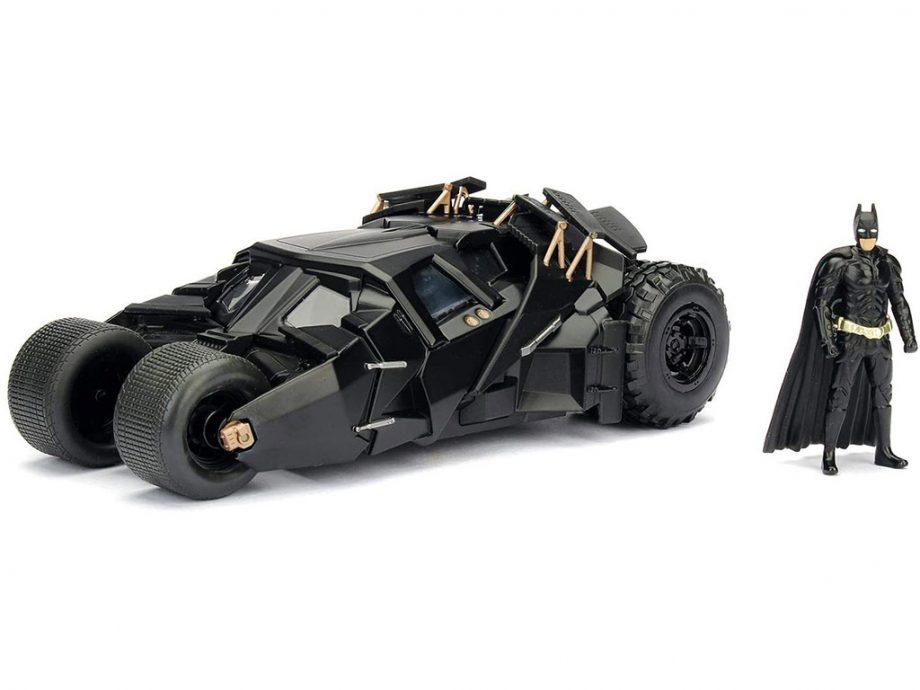 Batman The dark Knight batmobile vozilo 1:24