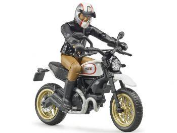 Bruder motor Ducati z motoristom 63051