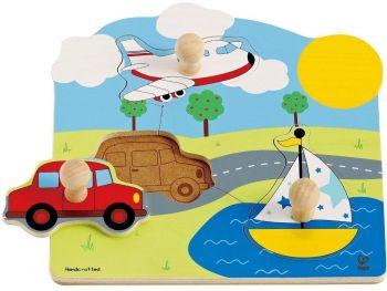 Hape puzzle potovanje E1305