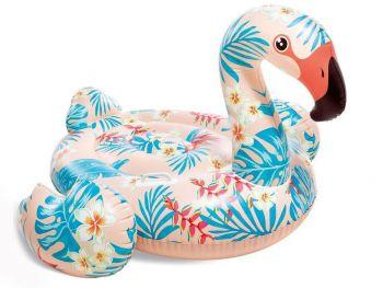 Intex napihljiv tropski Flamingo 57559