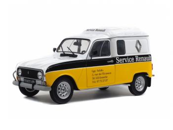 Kovinski model avto Renault 4LF4 eigrače