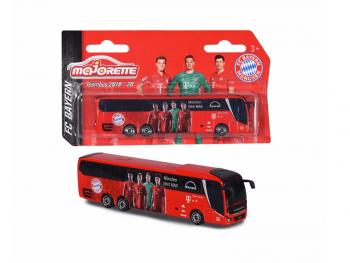 Kovinski model avtobusa FC Bayern München - MAN eigrače