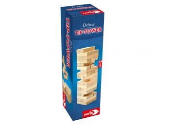 Leseni stolp Jenga Noris Deluxe eigrače