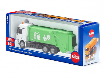 SIKU Smetarski kamion embalaža eigrače