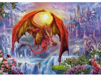 Sestavljanka Kraljestvo zmaja eigrače