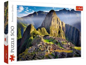 Sestavljanka Zgodovinsko svetišče Machu Picchuja eigrače