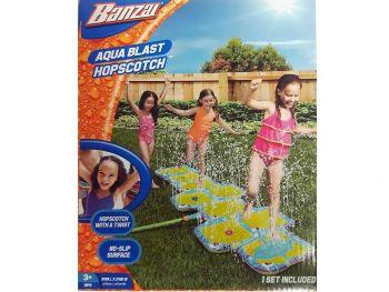 Vodni ristanc - vodna zabava na domačem vrtu