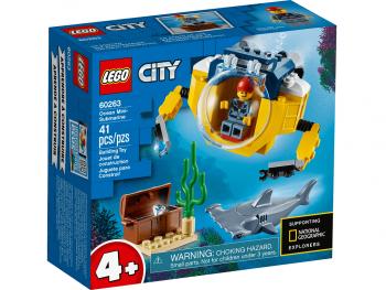 Lego City Oceanska mini-podmornica 60263