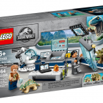 Lego Jurassic World Dr. Wujev laboratorij 75939
