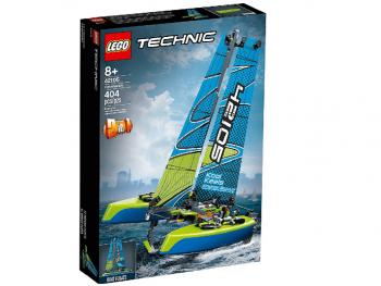 Lego Technic katamaran