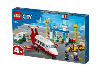 Lego city centralno letališče