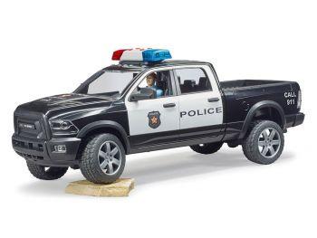 Bruder igrača Policijski RAM 2500 Power Wagon 02505