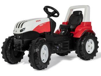Otroški traktor na pedala Rolly Toys Steyr 6300 Terrus CVT 700042
