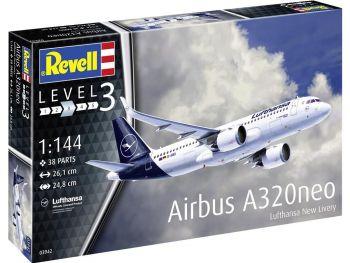 REVELL model letala Airbus A320 Neo 03942