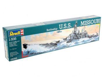 Revell U.S.S. Missouri 05092