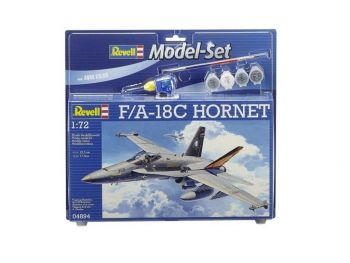 Revell model Set F/A-18C Hornet 64894