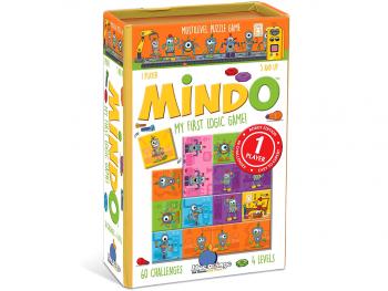 Družabna igra Mindo Robotki