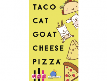 Igra s kartami Taco Cat Goat Cheese Pizza