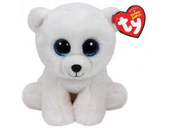 Plišaste igrače Ty Polarni medved 15cm