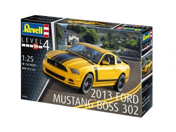 Revell 2013 Ford Mustang Boss 302