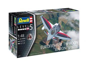 Revell Eurofighter TyphoonBARON SPIRIT 03848