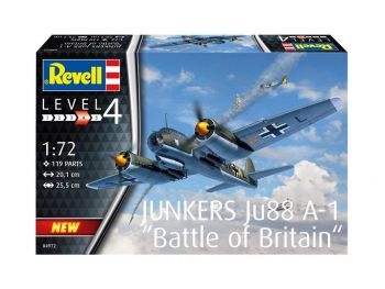 Revell Junkers Ju 88 A-1 Battle of Britain 04972