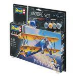 Revell Model Set Stearman Kaydet 63957