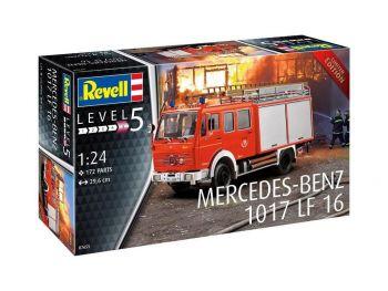 Revell gasilsko vozilo Mercedes-Benz 07655