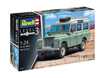 Revell maketa Land Rover III 07047