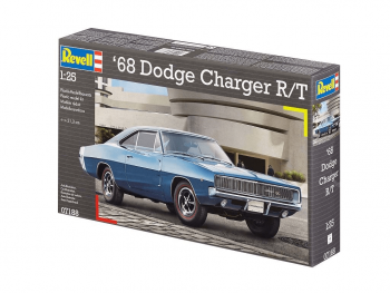 Revell maketa avtomobila Dodge Charger 07188