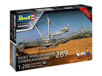 Revell maketa bagerja Wheel Excavator 05685