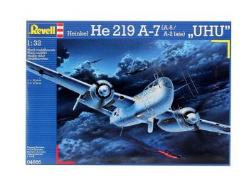 Revell maketa letala Heinkel 04666
