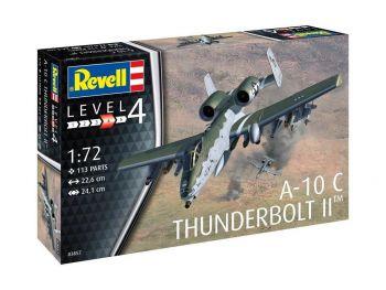 Revell maketa letala Thunderbolt II 03857