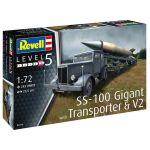 Revell maketa letala + Transporter 03310