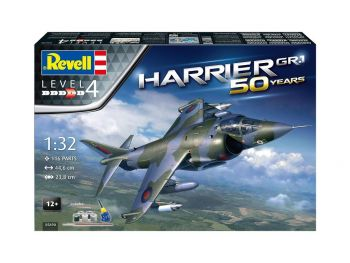 Revell maketa vojaškega letala Hawker 05690