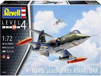 Revell maketa vojaškega letala Starfighter 03879