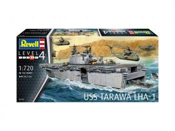 Revell vojaška ladja Assault Ship 05170