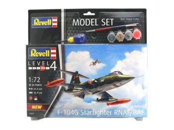 Revell model Set F-104 G Starfighter NL/B 63879